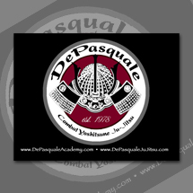 Logo design for world renound Jujitsu expert.
